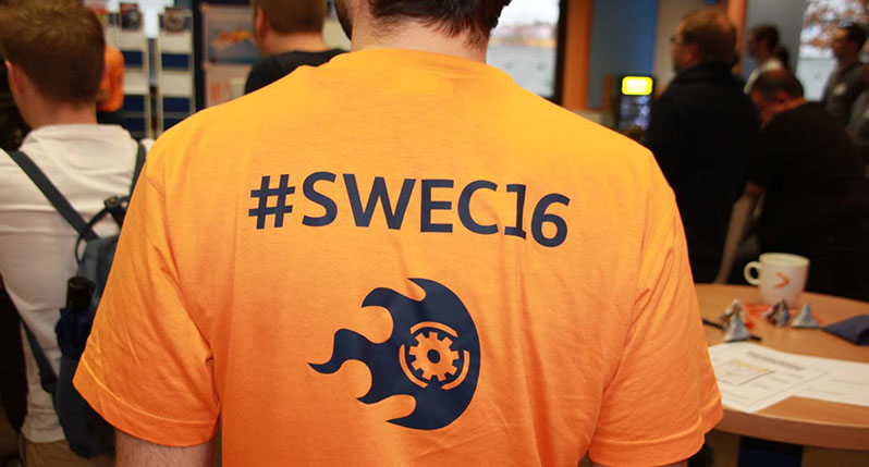 SWEC Software Engineering Camp 2016